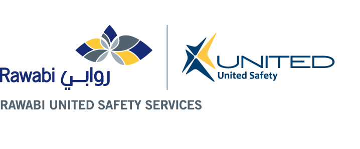 Rawabi United Safety Services logo