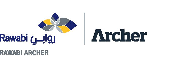 Rawabi Archer logo